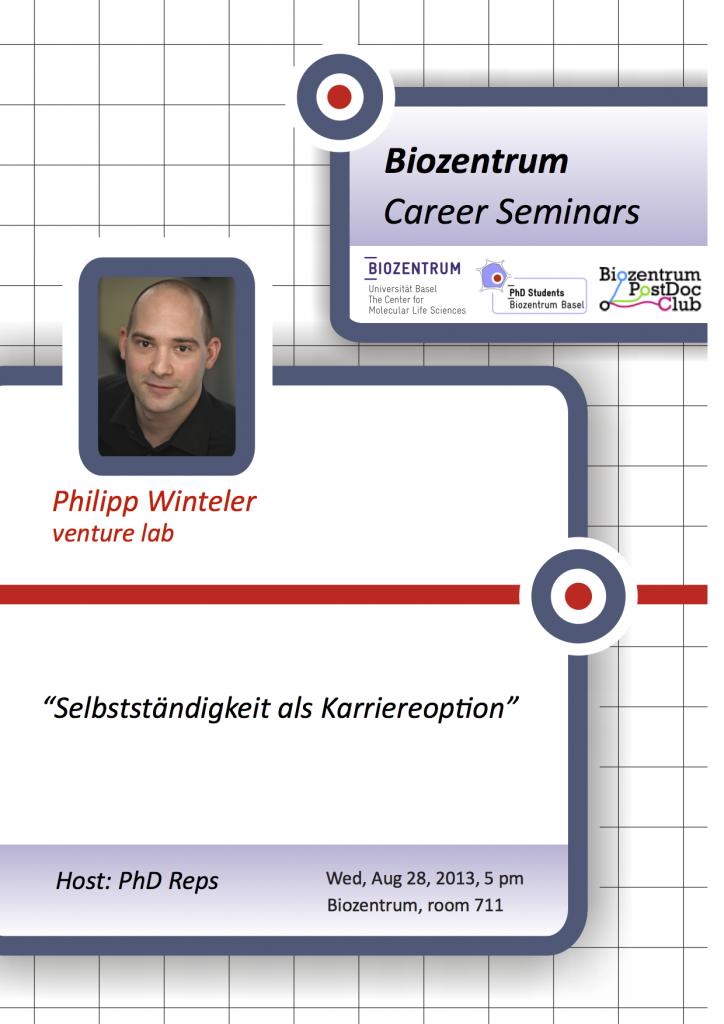 Career seminar_Philipp Winteler